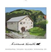 Cover-Bild zu Gemalte Bauernhäuser 2010