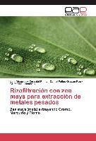 Cover-Bild zu Rizofiltración con zea mays para extracción de metales pesados