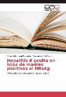 Cover-Bild zu Hepatitis B oculta en hijos de madres positivas al HBsAg