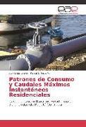 Cover-Bild zu Patrones de Consumo y Caudales Máximos Instantáneos Residenciales