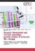 Cover-Bild zu Sepsis Neonatal en recién nacidos pretérmino: Factores de riesgo