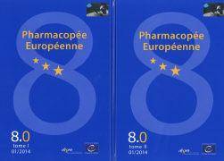 Cover-Bild zu 8. Ausg.: Pharmacopée Européenne