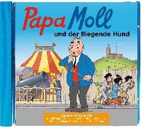 Cover-Bild zu Papa Moll und der fliegende Hund CD