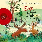 Cover-Bild zu Erkki, der kleine Elch