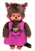 Cover-Bild zu Monchhichi - Mother Care Pink Girl 20cm