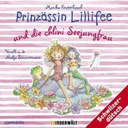 Cover-Bild zu Prinzässin Lillifee und die chli Seejungfrau