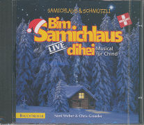 Cover-Bild zu Bim Samichlaus dihei