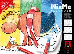 Cover-Bild zu MixMe Ausmalkalender