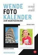 Cover-Bild zu Wende-Fotokalender zum Selbstgestalten schwarz/weiss