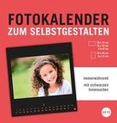 Cover-Bild zu Fotokalender zum Selbstgestalten
