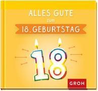 Cover-Bild zu Alles Gute zum 18. Geburtstag