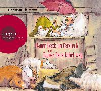 Cover-Bild zu Bauer Beck im Versteck und Bauer Beck fährt weg