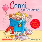 Cover-Bild zu Conni hat Geburtstag