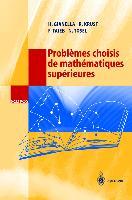Cover-Bild zu Problèmes choisis de mathématiques supérieures