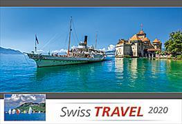 Cover-Bild zu Cal. Swiss Travel Ft. 48x33 2020