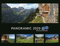 Cover-Bild zu Cal. Tisch Panoramic Switzerland Ft. 15,5x12,5 2020