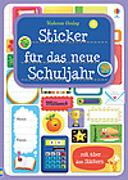 Cover-Bild zu Sticker für das neue Schuljahr