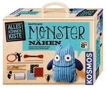 Cover-Bild zu Monster nähen
