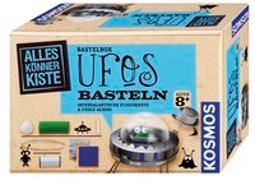 Cover-Bild zu Ufos basteln