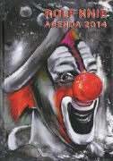 Cover-Bild zu Rolf Knie Agenda 2014