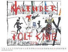 Cover-Bild zu Rolf Knie Kalender 2014