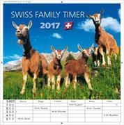 Cover-Bild zu Swiss Family Timer 2017
