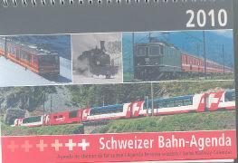 Cover-Bild zu Schweizer Bahn-Agenda 2010