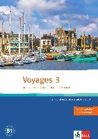 Cover-Bild zu Voyages 3. B1. Lehr- und Arbeitsbuch mit Audio-CD