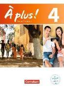 Cover-Bild zu À plus! 4. Nouvelle édition. Schülerbuch