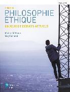Cover-Bild zu Philosophie éthique, Enjeux et débats actules 5e éd. - Manuel + Éd. en ligne + MonLab + Multimédia (12 mois)