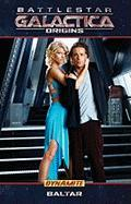 Cover-Bild zu Seamus Kevin Fahey: New Battlestar Galactica Origins: Baltar