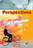 Cover-Bild zu Perspectives. A1 Rapide. Kurs- und Arbeitsbuch