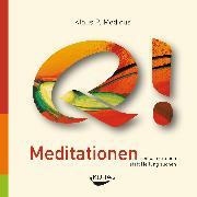 Cover-Bild zu Meditationen