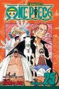 Cover-Bild zu Oda, Eiichiro: One Piece, Vol. 25