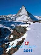 Cover-Bild zu Top of Swiss Alps 2011