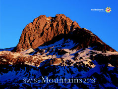 Cover-Bild zu Swiss Mountains 2013