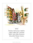 Cover-Bild zu Schöne Schweizer Städte 2013