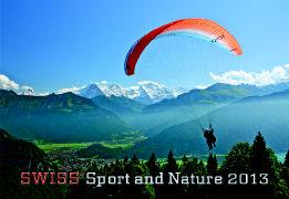 Cover-Bild zu Swiss Sport and Nature 2013