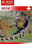 Cover-Bild zu Bernina-Express 2014