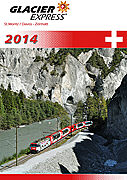 Cover-Bild zu Glacier-Express 2014