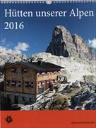 Cover-Bild zu Hütten unserer Alpen 2018