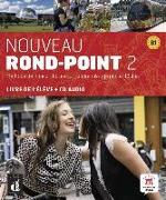 Cover-Bild zu Nouveau Rond-Point 2. Livre de l'élève + CD audio (B1)