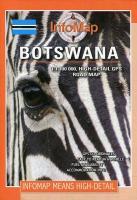 Cover-Bild zu Botswana 1 : 1 100 000