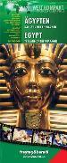 Cover-Bild zu Ägypten - Das Land der Pharaonen, Welt Kompakt Serie. 1:1'200'000
