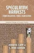 Cover-Bild zu Clapp, Jennifer: Speculative Harvests