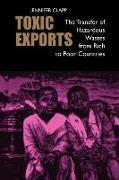 Cover-Bild zu Clapp, Jennifer: Toxic Exports
