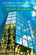 Cover-Bild zu Arentsen, Maarten (Solist): Corporate Power in Global Agrifood Governance