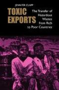 Cover-Bild zu Clapp, Jennifer: Toxic Exports (eBook)
