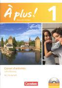 Cover-Bild zu À plus! 1. Carnet d'activités. Lehrerfassung