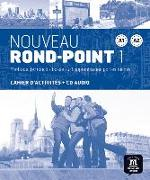 Cover-Bild zu Nouveau Rond-Point 1 (A1-A2). Cahier d'exercices + CD
